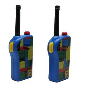 Walkie Talkies Lego