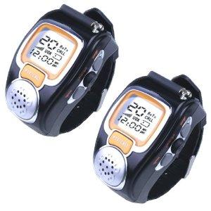 Walkie Talkies Wrist Watch