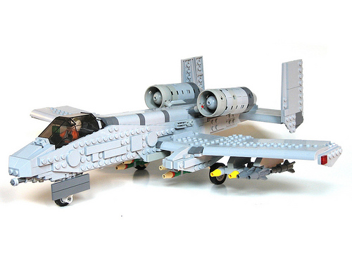 What Army Legos Can You Expect To Find