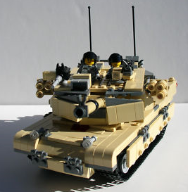 create your own lego army with custom military legos