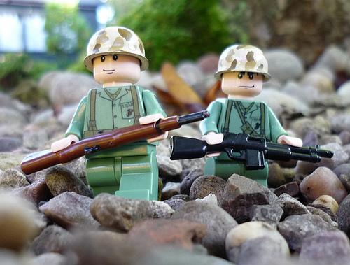 USMC BAR Gunner