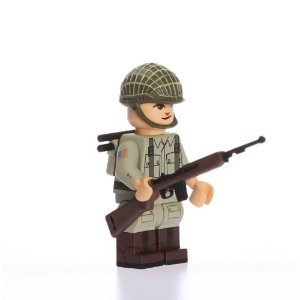 Lego Army Men