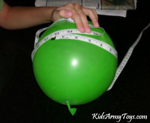 Measure The Balloon