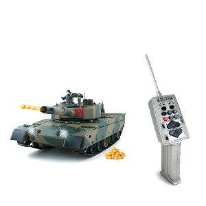 Abrams RC Tank