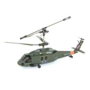 Syma S102G Mini Black Hawk
