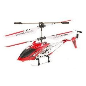 Syma S107G Helicopter Red