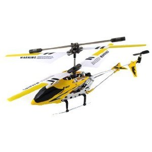 Syma S107G Helicopter Yellow
