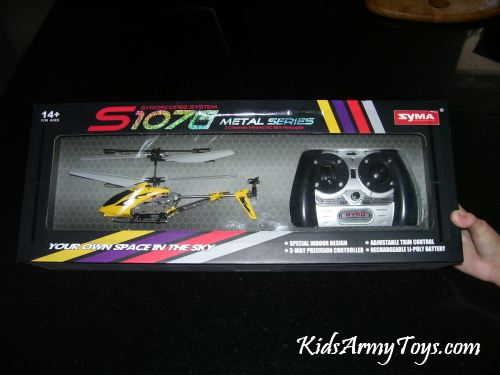 Syma S107G Helicopter in Box