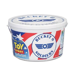 Toy Story Bucket Of Soldiers